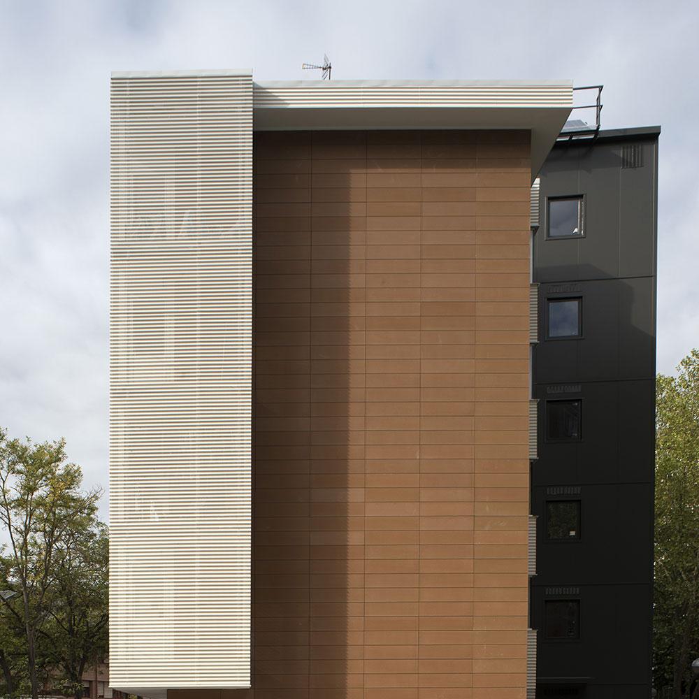 Rehabilitación energética de edificios en Vitoria