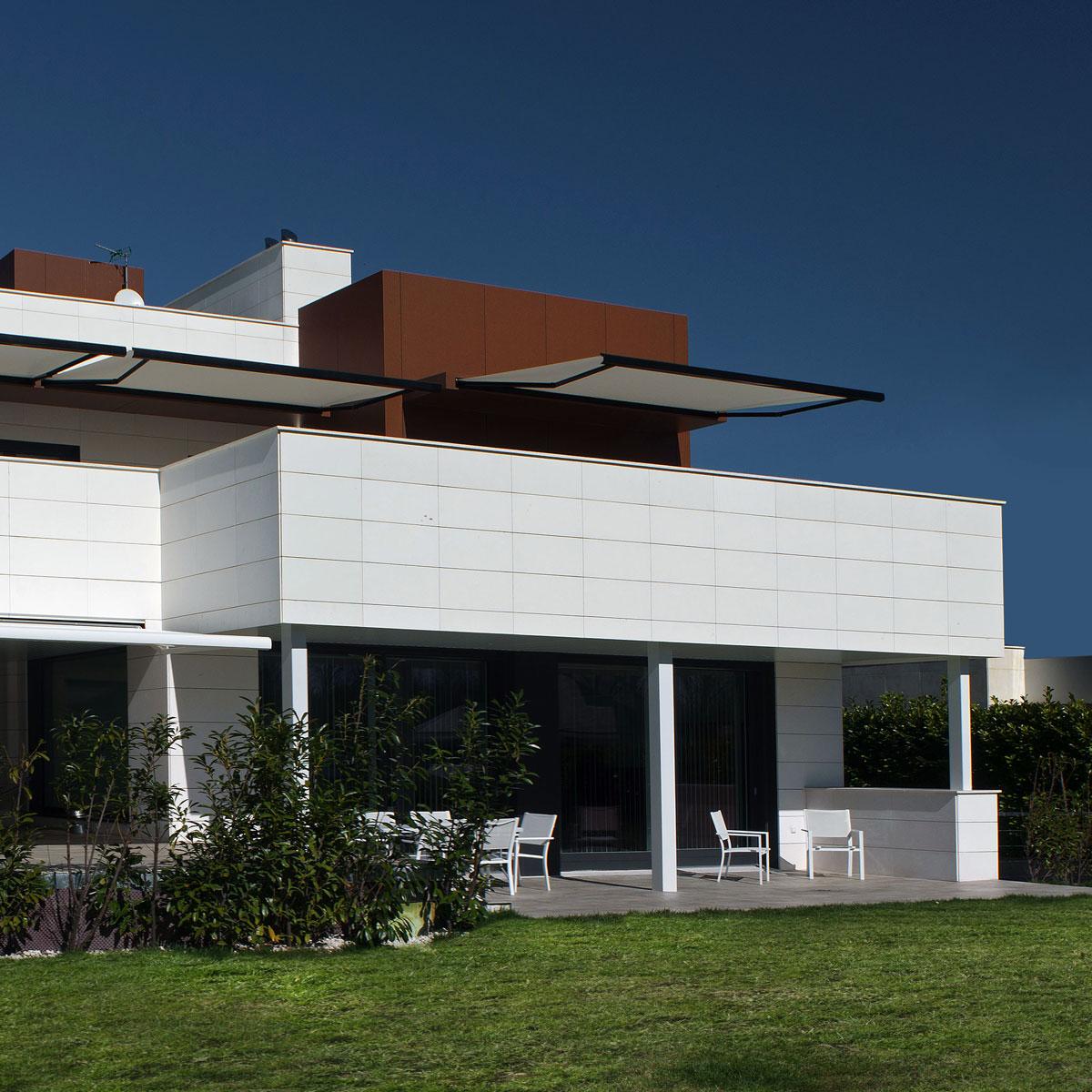 Construcción viviendas unifamiliares Vitoria