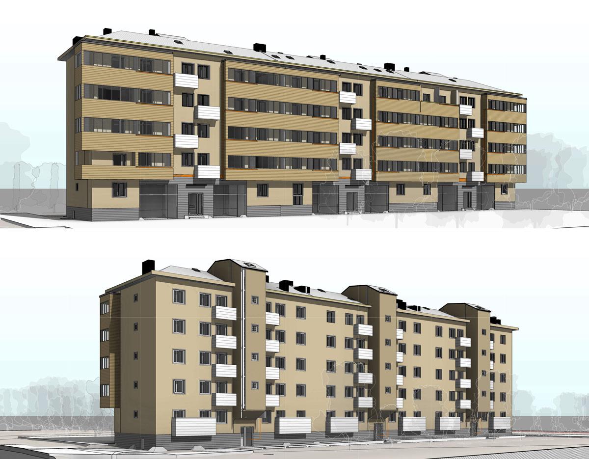 Rehabilitación energética integral Plaza Mayor 123, Vitoria-Gasteiz